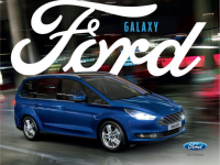 Ford Galaxy 2017 Brochure