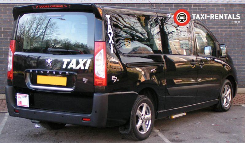 Peugeot E7 XS Taxi full