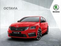Skoda Octavia 2017 Brochure