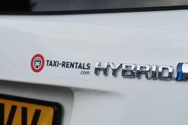 Taxi Rentals Toyota Hybrid Range
