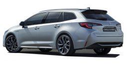 Toyota Corolla Hybrid Tourer