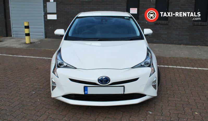 Toyota Prius Hybrid full