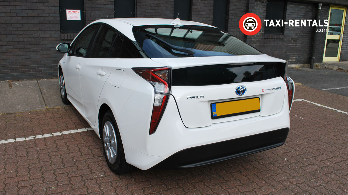 Toyota Prius Battery >> Toyota Prius Hybrid Active RENT TO BUY - Taxi Rentals