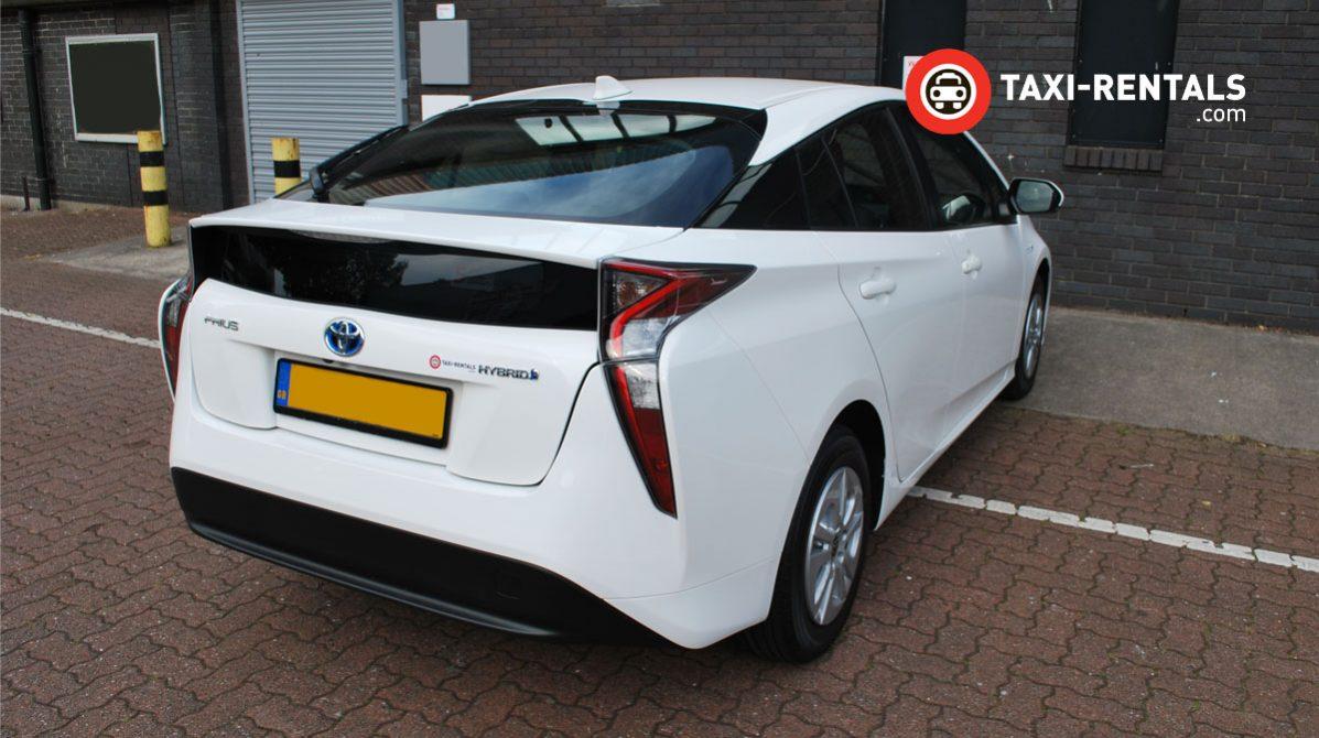 Toyota Prius Hybrid Active Rent To Buy Taxi Rentals