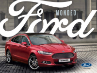 Ford Mondeo Brochure