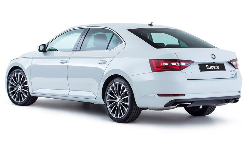 Skoda Superb full
